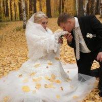 Свадьба-осень_4 :: Вениамин Игнатишин