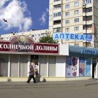 Полезное соседство :: Владимир Кроливец