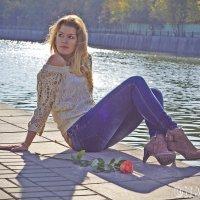 На осенней прогулке :: Яна Бобкова