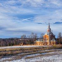 Крест небесный и крест земной. :: Валерий Молоток