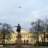 Памятник :: Екатерина Миронова