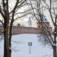 Зимняя картинка :: Евгений Никифоров