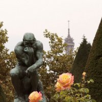 Париж. Музей Родена. :: Алексей Пышненко