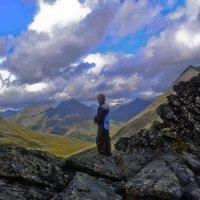 Выше только горы :: Александр Мурашов