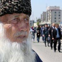 Лицо судьбы :: Зубаир Байраков
