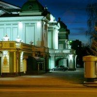 Омский драмтеатр :: Eugene A. Chigrinski