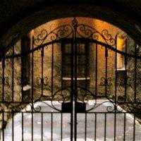 Ажурные ворота :: Екатерина Миронова