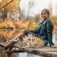 Золотая осень :: Наталья Кирсанова