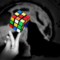 кубик рубик :: Настя корчагина