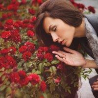 аромат роз :: Любовь Kozochkina