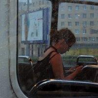 В окне трамвая :: sv.kaschuk