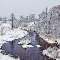 На Молохте зимой :: Александр Шамардин