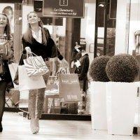 шопинг :: Ksenia Tsymbalist