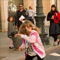 Уличные танцы :: Виктор (victor-afinsky)