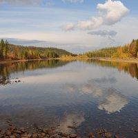 Сибирский пейзаж :: Александр Хаецкий