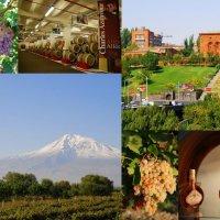Легенда Армении - Армянский коньяк! :: Susanna Sarkisian