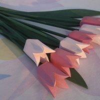 Тюльпаны деревянные :: Mariya laimite