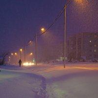 Вечер :: Андрей Асеев