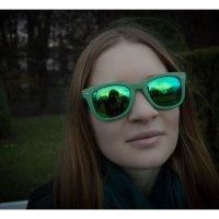 Зеленые очки :: Антон Куренков