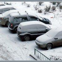 А за окном уже зима (1) :: Сергей В. Комаров