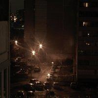 ночь :: андрей Степанов
