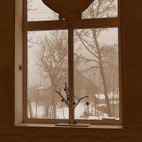 Зимнее окно 2 :: Юрий Бондер