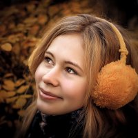 осенний портрет :: Алексей Коровин