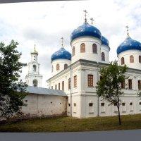 Юрьевский монастырь 2.0 :: Евгений Никифоров