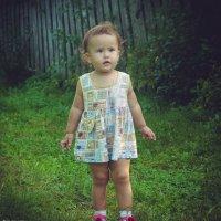 Девочка :: Ильдар Мухамадиев