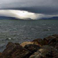 Исландия, Брейдафьордур. Перед штормом. :: Олег Неугодников