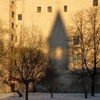 тёмная башня :: Сергей Комолов