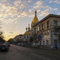 Утром на Б.Морской :: Игорь Кузьмин