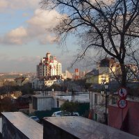Мой город :: Николаева Наталья