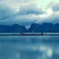 Рассвет на Таиланде... :: Александр Вивчарик