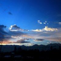 утро над алма-атой :: Свет Какоткина