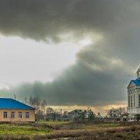 Богоносный пейзаж :: Антуан Мирошниченко