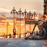 Музыка больших городов... :: Валерия Азамат