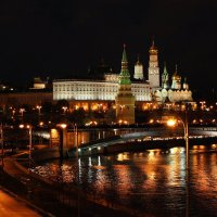 моя Москва :: Olga Lennon