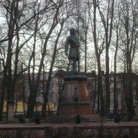 Памятник Петру Великому :: ДС 13 Митя