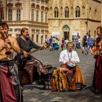 Street Performers Prague Czech Republic :: Дима Щетинин