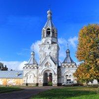 Десятинный монастырь.Восточный фасад. :: Евгений Никифоров