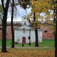 Церковь Андрея Стратилата :: Евгений Никифоров