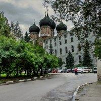 Покровский собор в Измайлово :: Людмила Финкель