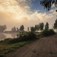 За туманом :: Евгений Плетнев