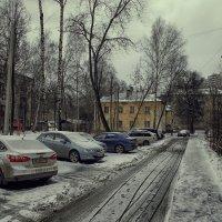 скучная картинка по дороге домой :: Игорь В. Капустин