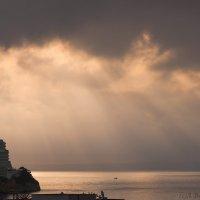 На острове меняется погода... :: Анастасия Богатова