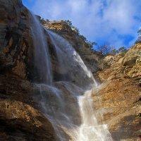 Водопад Учан-Су :: Михаил Баевский