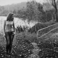 Осень в парке :: Женя Рыжов