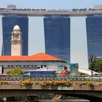 Колорит Сингапура. :: Slava Sh