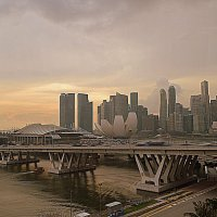 Сингапурские рельефы 2 :: Мася Мосина